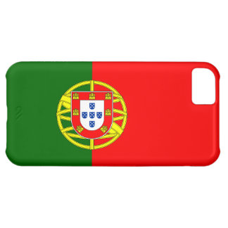 Portugal Flag Cover For iPhone 5C