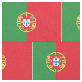 Portugal Flag Fabric