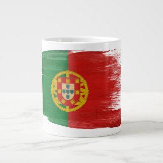 Portugal Flag Giant Coffee Mug