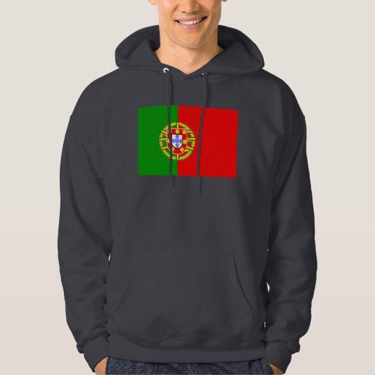 Portugal Flag Hoodie