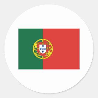 Portugal FLAG International Sticker