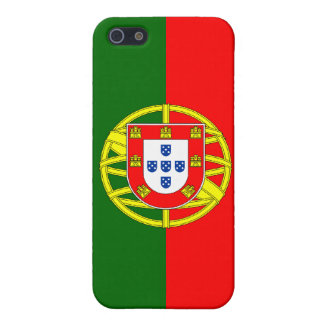 Portugal Flag iPhone Case For iPhone SE/5/5s