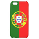 Portugal Flag iPhone Cover For iPhone 5C