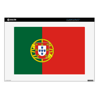 Portugal flag laptop decals