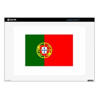 Portugal Flag Laptop Skins