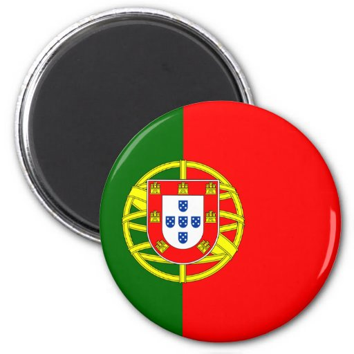 Portugal Flag Magnet