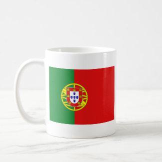 Portugal Flag ~ Map Mug