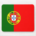 Portugal Flag Mouse Pad