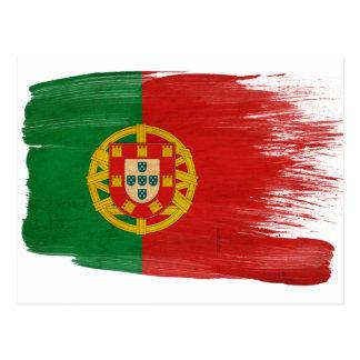 Portugal Flag Postcards