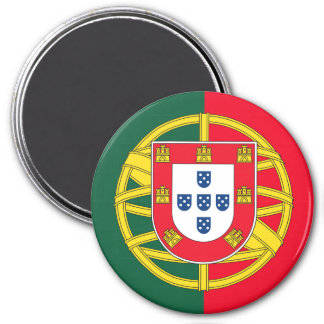 Portugal flag quality magnet