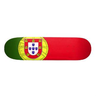 Portugal Flag Skate Deck