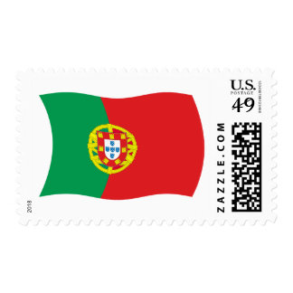 Portugal Flag Stamps