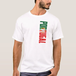 Portugal Flag T-Shirt