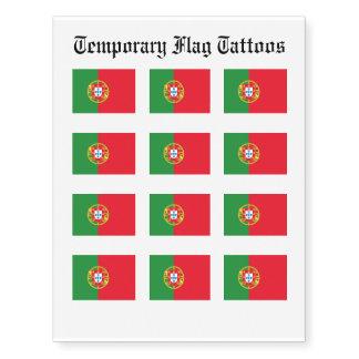 Portuguese Temporary Tattoos  Zazzle