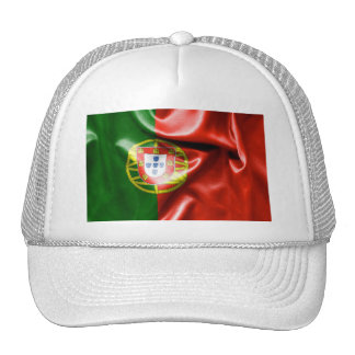 Portugal Flag Truckers Hat