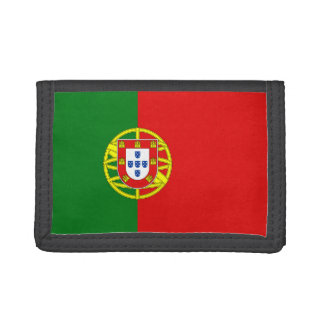 Portugal Flag Wallet