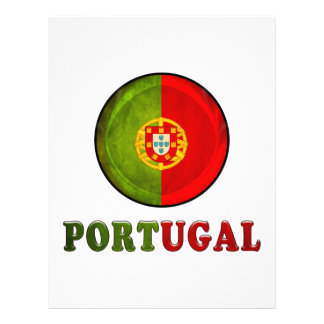 "Portugal Folleto 8.5"" X 11"""