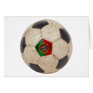 Portugal Football Card