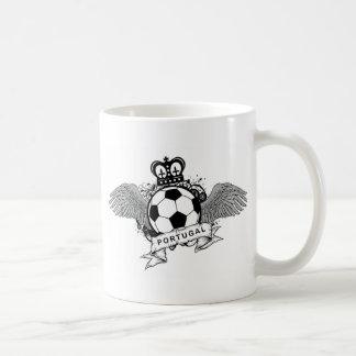 Portugal Football Coffee Mug