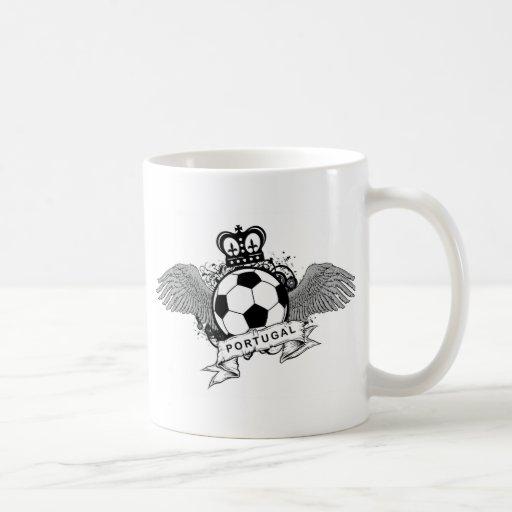 Portugal Football Coffee Mugs