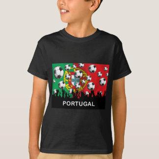 Portugal Football T-Shirt