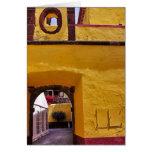 (PORTUGAL) Funchal  Doorways Card