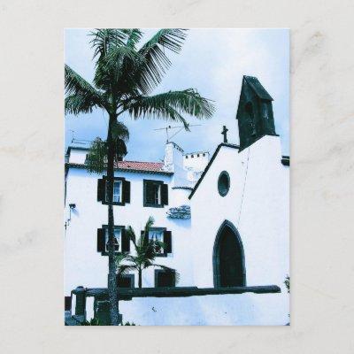 (PORTUGAL) Funchal postcard