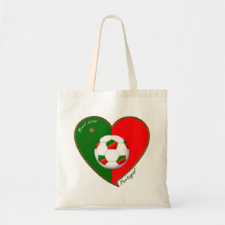 PORTUGAL Fútbol Portuguese Soccer Team 2014 Bolsa Lienzo