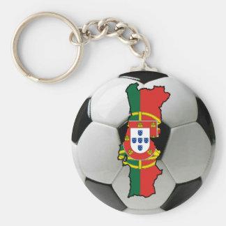 Portugal futebol keychain