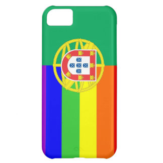 portugal gay proud rainbow flag homosexual iPhone 5C cover