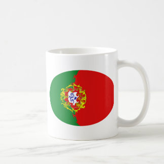 Portugal Gnarly Flag Mug