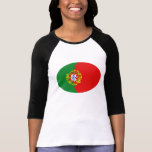 Portugal Gnarly Flag T-Shirt
