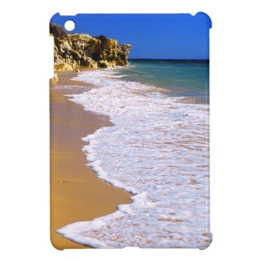 Portugal golden beach case for the iPad mini