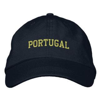 Portugal Gorra Bordada