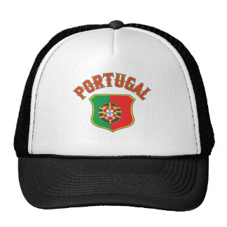 Portugal grande e intrépido gorro de camionero
