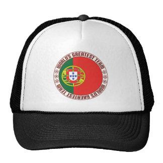 Portugal Greatest Team Trucker Hat