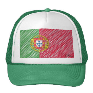 Portugal Hat by C.Ramos
