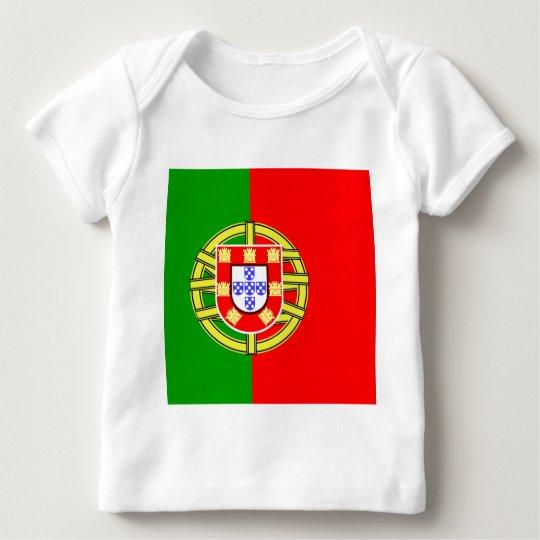 Portugal High quality Flag Baby T-Shirt