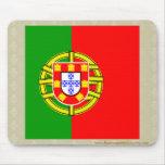 Portugal High quality Flag Mousepads