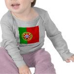 Portugal High quality Flag Shirt
