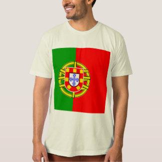 Portugal High quality Flag T-Shirt