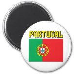 Portugal Imán Para Frigorífico