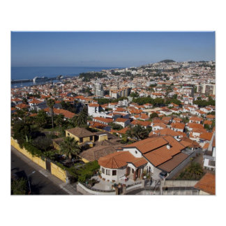 Portugal, isla de Madeira, Funchal. Teleférico Impresiones
