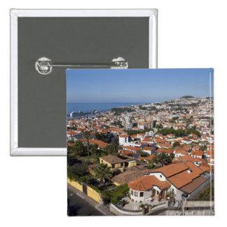 Portugal isla de Madeira Funchal Teleférico Pin