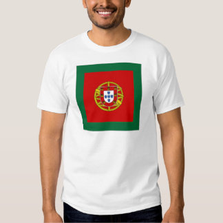 Portugal Jack naval Remeras