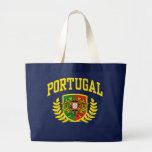 Portugal Jumbo Tote Bag