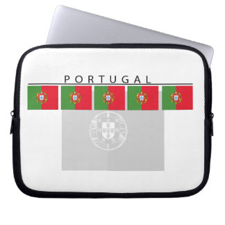 Portugal Laptop Sleeve