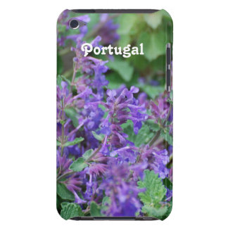 Portugal Lavender iPod Touch Case-Mate Case