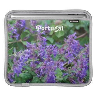 Portugal Lavender Sleeve For iPads