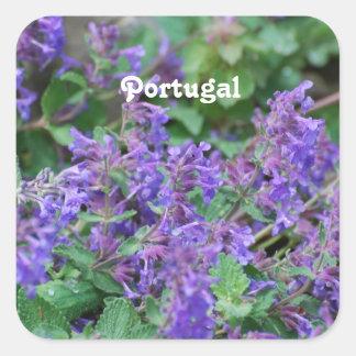 Portugal Lavender Sticker